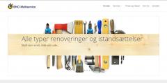 BNO-multiservice.dk